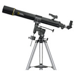 National Geographic Teleskop AC 90/900 EQ-3 - astroshop.de
