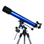 Télescope Meade AC 90/900 Polaris EQ