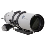 Réfracteur apochromatique TS Optics AP 72/432 FPL53 Photoline OTA